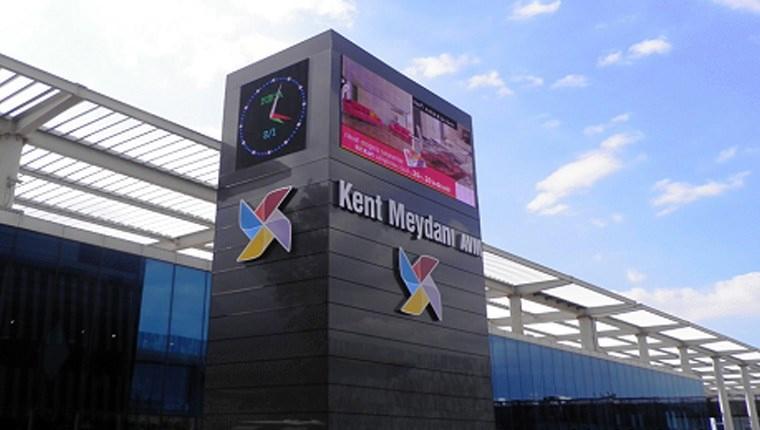 Bursa Kent Meydanı AVM'nin yüzde 20 hissesi satışa çıktı