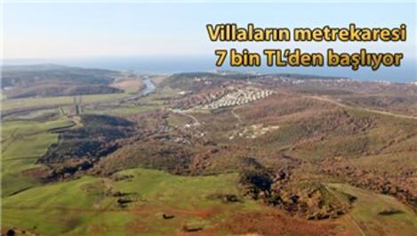 Yılmaz İnşaat, Riva arazisine doğa dostu 1500 villa inşa edecek