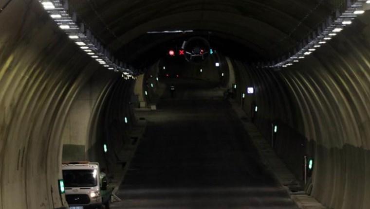 Amasya'nın çılgın projesi Ferhat Tüneli açılıyor