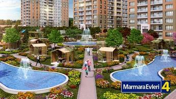 Marmara Evleri 4 daire fiyatları ne kadar?