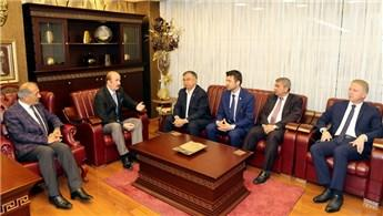 Sivas'ta 438 konutun kura çekimi yapıldı