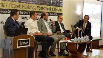 Taşınmaz Ticareti Hakkında Yönetmelik Çalıştayı yapıldı