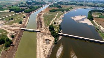 Kanal Edirne projesinde sona yaklaşıldı