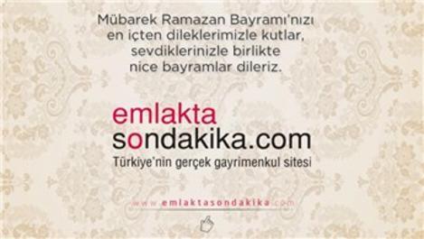 Mübarek Ramazan Bayramı'nızı tebrik ederiz!