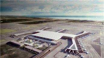 Dev kargo şirketleri, İstanbul Yeni Havalimanı'nda yerini alıyor