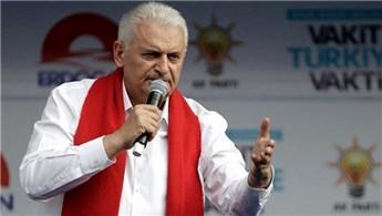 Başbakan Yıldırım'dan, Tokat'a havalimanı müjdesi!