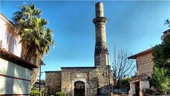 Antalya'nın Kesik Minareli Camisi'nde restorasyon başlıyor