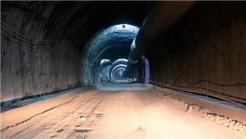 Alacabel Tüneli, 2019'da hizmete açılacak