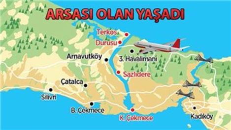 Kanal İstanbul'a komşu o semtin imar planları askıda!