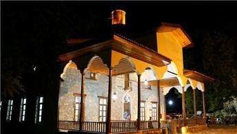 Antik kentteki Şaban Ağa Camisi ibadete açıldı