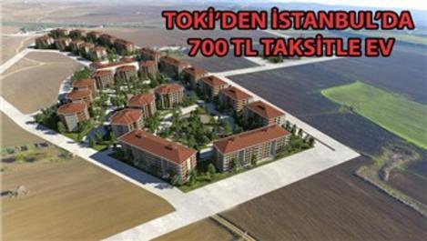 TOKİ Silivri Evleri 198 bin liradan satışa çıktı!
