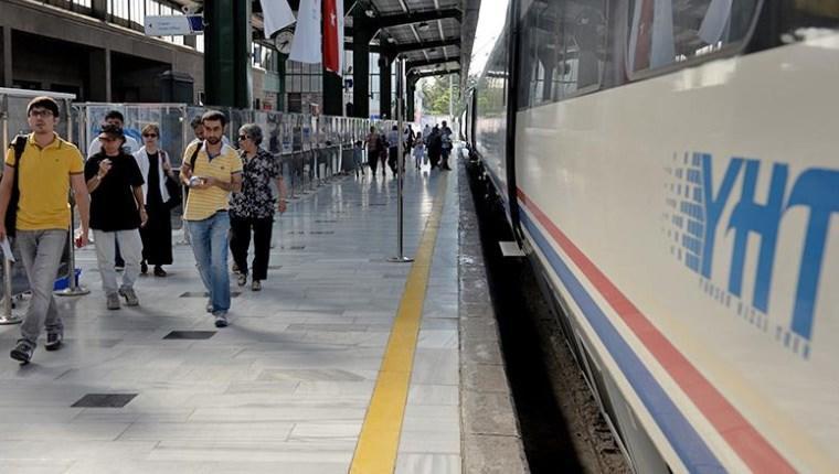YHT'lerde yolcu sayısı artıyor