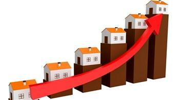 Merkez Bankası açıkladı, konut fiyat endeksi yükseliyor!