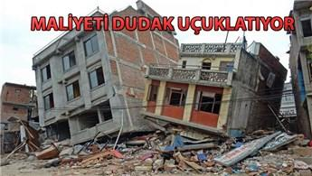 Bakan açıkladı, Türkiye depreme hazırlanıyor!