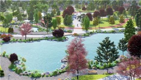 Türkiye'nin ilk Millet Bahçesi, Zeytinburnu'na yapılıyor