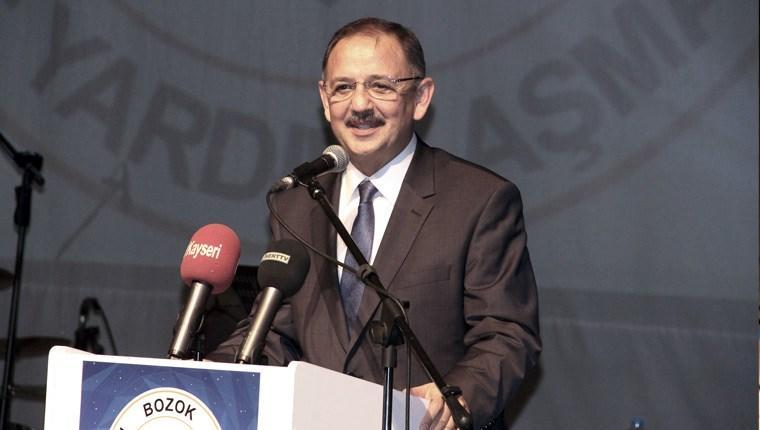 Bakan Özhaseki: Yapı kayıt belgesi, iskan yerine geçiyor!