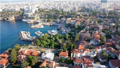Antalya'da mayıs ayında konut satışı yüzde 5,7 arttı