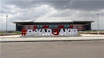 Diyarbakır'a 300 milyon liralık yatırımla 38 spor tesisi!