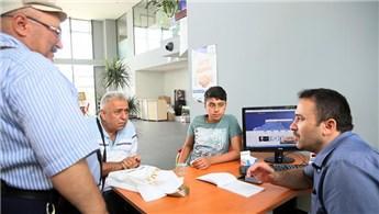 Esenler'de imar barışı için günde 200 başvuru alınıyor