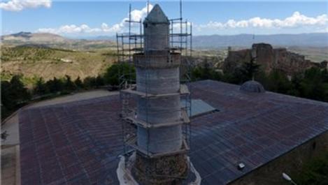 Pisa Kulesi'nden daha eğik 'Eğri Minare'de restorasyon bitti