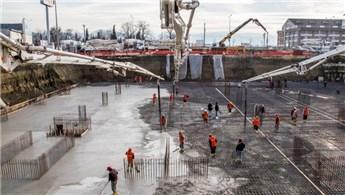 Hazır beton ve inşaat faaliyetlerinde olumsuz gidişat!