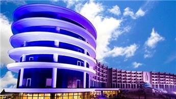 Terma City Oteli kralın konaklayabileceği şekilde planlandı