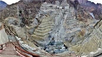 Artvin Yusufeli Barajı'nda kazı çalışmaları tamamlandı