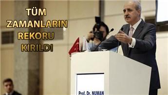 Türkiye 2018'in ilk 5 ayında 11,8 milyon turisti ağırladı