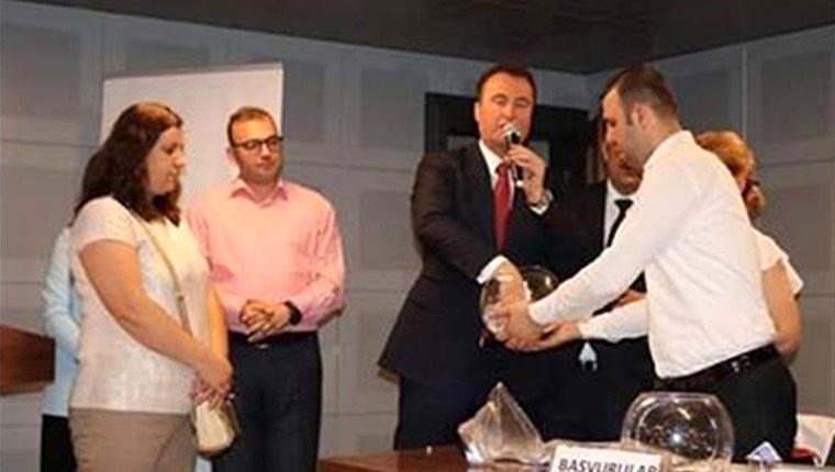 Kırklareli'nde TOKİ hak sahipleri belirlendi