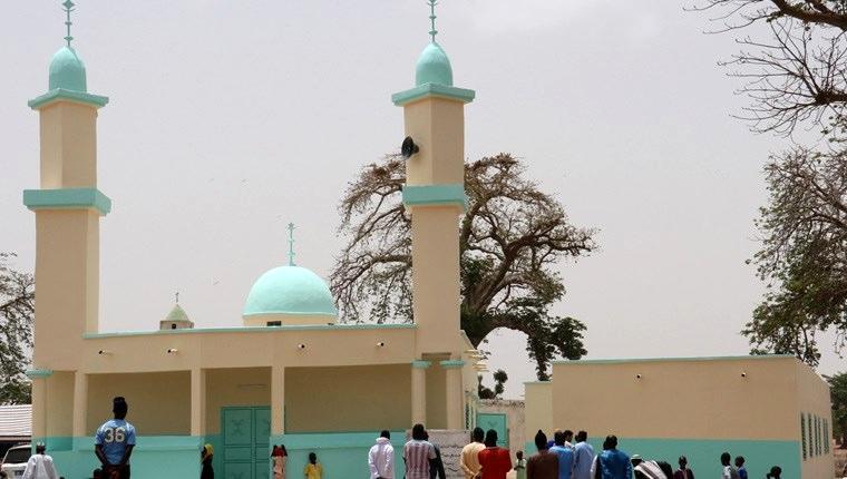 Senegal'deki Foua köyü ilk camisine kavuştu
