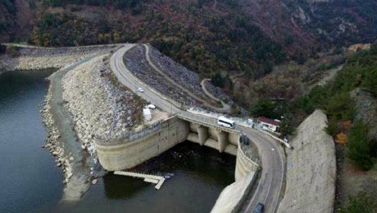 Orhaneli yoluna tünel sözleşmesi yapıldı