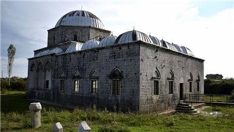 Tarihi Bulduk Cami restore ediliyor