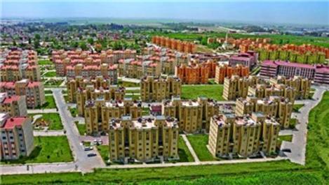 TOKİ Ceyhan'da inşa ettiği konutlardan 13'ünü satıyor