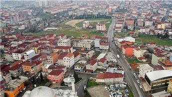 Esenler'de 40 bin konut kentsel dönüşüme dahil edildi