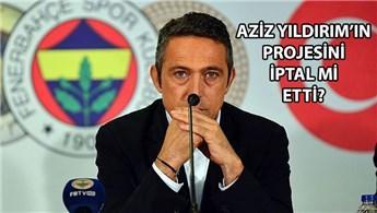 Ali Koç'tan, Fenerbahçe Evleri projesiyle ilgili flaş karar!