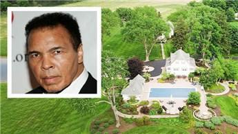 Muhammed Ali'nin dev çiftliği satışa çıktı!