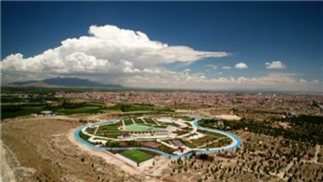 'Türk Dünyası Kültür Parkı' kente nefes aldırdı