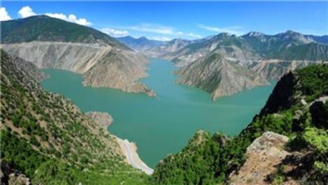 Türkiye'de 41 barajın inşaatı hızla devam ediyor