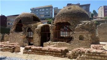 Tarihi Okmeydanı Baruthanesi restore ediliyor