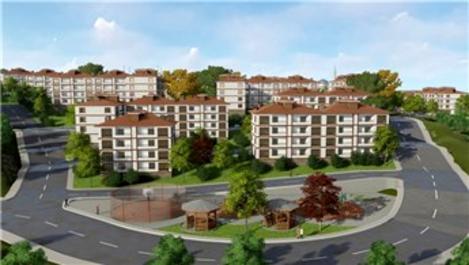 TOKİ Bartın'a 423 konut inşa edecek