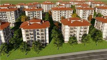 TOKİ Kahramanmaraş'da yeni bir mahalle inşa ediyor