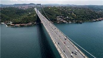 Fatih Sultan Mehmet Köprüsü'nden 8,4 milyar liralık gelir!