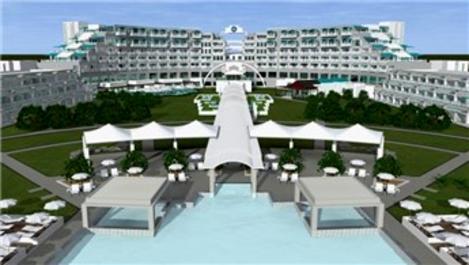 Limak Cyprus Deluxe Hotel basına tanıtılıyor