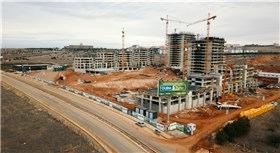 Seçim sonrası inşaat sektörü tam gaz ilerliyor