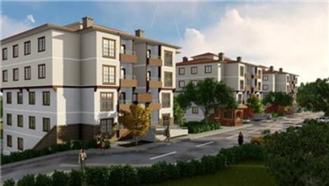 TOKİ, Isparta'da yöresel mimaride 53 konut inşa edecek