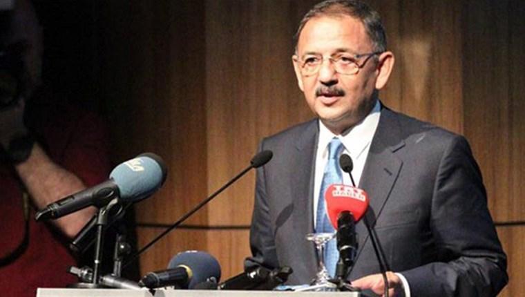 Bakan Özhaseki'den imar barışı ve yayla evleri açıklaması!