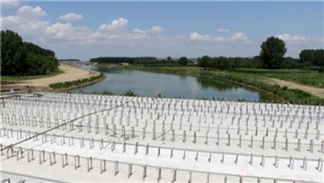 Kanal Edirne projesi bu yıl içinde tamamlanacak