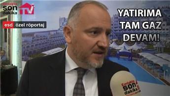 'Türkiye'nin ve KKTC'nin en iddialı otelini yapıyoruz'