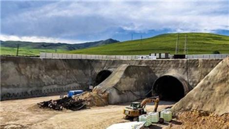 Doğu Anadolu'da kara yolu ulaşımında 7 dev proje!