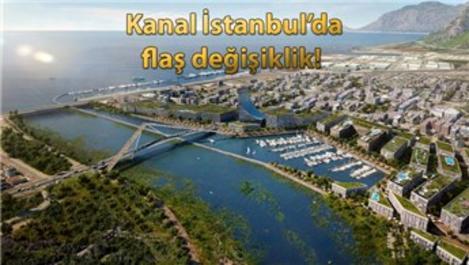 Kanal İstanbul'un genişliği 275 metreye iniyor!